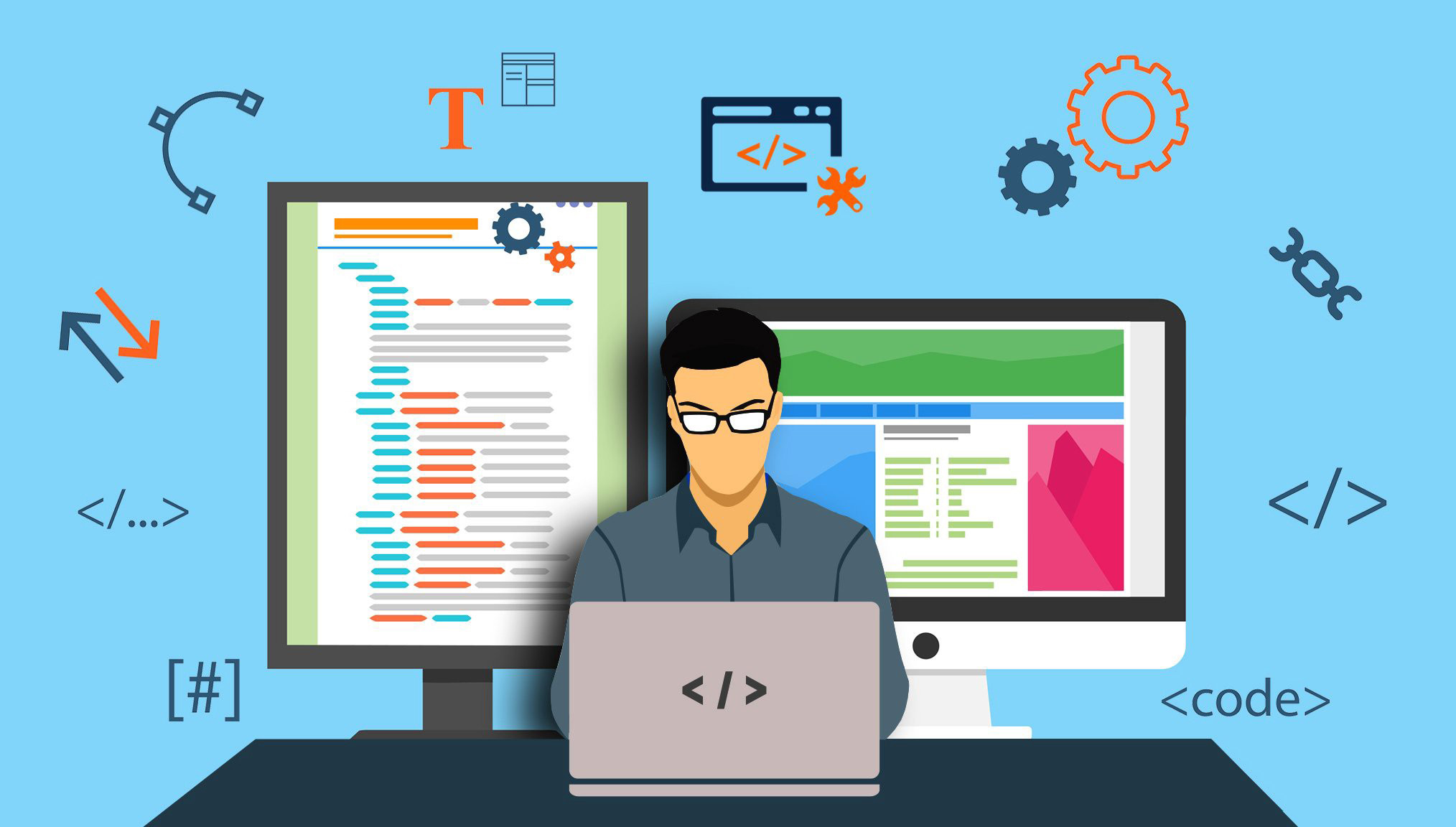 Web Developer Job Description Duties Salary And Skills