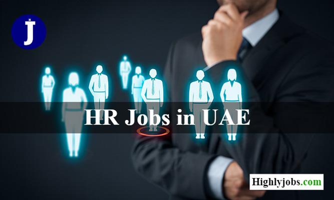 HR Jobs in Dubai & UAE Offering Good Salary | September 2019